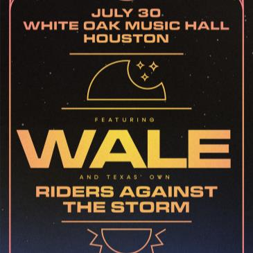 Texas Lottery Presents: Wale & Riders Against The Storm-img