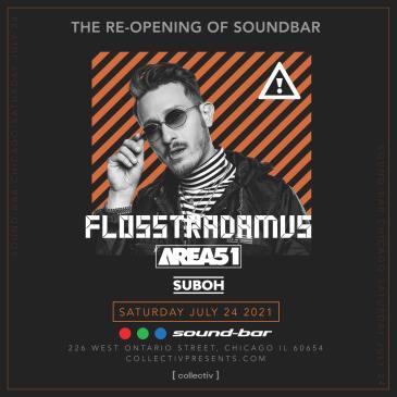 Flosstradamus at Sound-Bar: Main Image