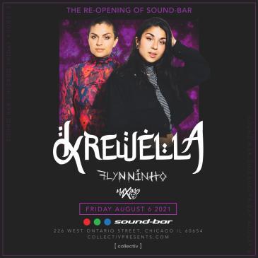 Krewella at Sound-Bar: