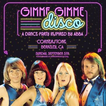 Gimme Gimme Disco- A 70's Disco Party Inspired By ABBA: Main Image