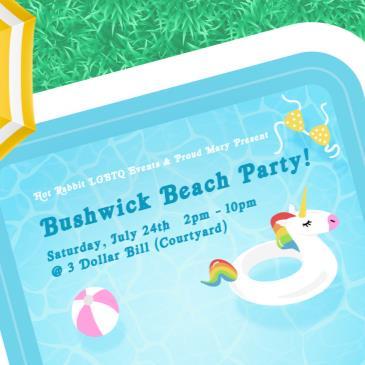 HOT RABBIT'S *BUSHWICK BEACH PARTY!*-img