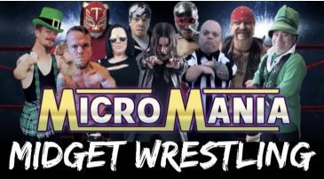 Micro Mania Midget Wrestling: