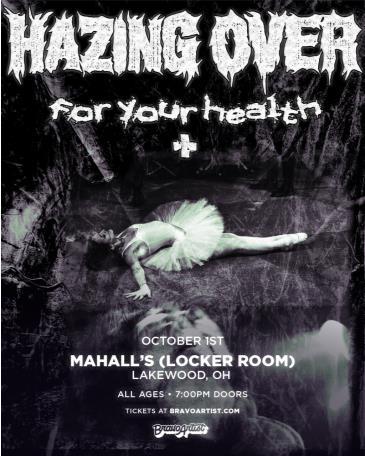 Hazing Over at Mahall's Locker Room: Main Image