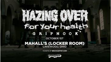Hazing Over at Mahall's Locker Room: