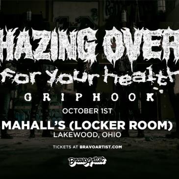 Hazing Over at Mahall's Locker Room-img