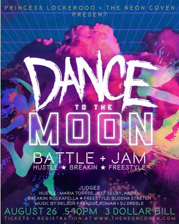 DANCE TO THE MOON: