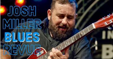 Josh Miller Blues Revue, Dr. Jules & Friends: Main Image