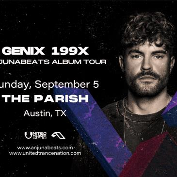 Anjunabeats Album Tour Genix 199X-img