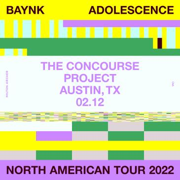 BAYNK at The Concourse Project: