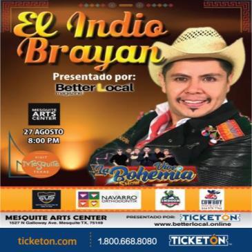 EL SHOW DEL INDIO BRAYAN: Main Image