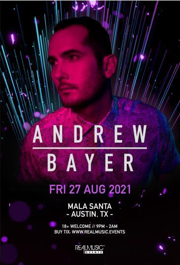 Andrew Bayer at Mala Santa: