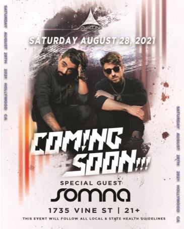 Coming Soon / Somna: