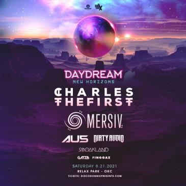 DAYDREAM Ft. Charles The First + More - OKC: