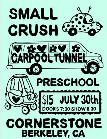 Small Crush & Carpool Tunnel: Main Image