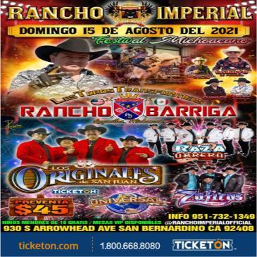 RANCHO BARRIGA, LOS ORIGINALES Y MAS!: Main Image