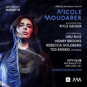 Paxahau presents Nicole Moudaber: