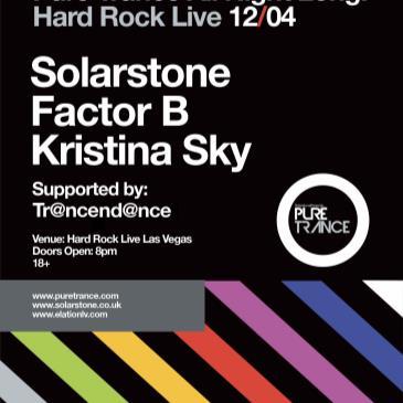 Pure Trance Las Vegas ft. Solarstone, Factor B, Kristina Sky-img