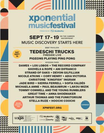 XPoNential Music Festival: