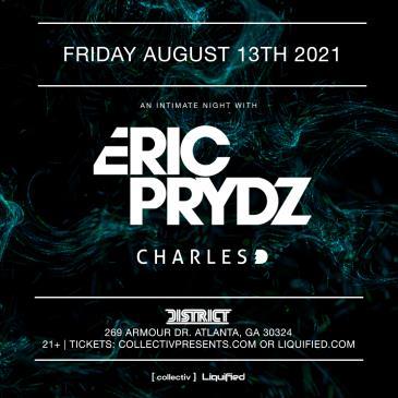 Eric Prydz at District Atlanta: Main Image