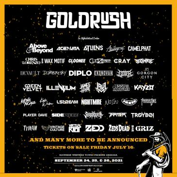 Goldrush 2021: Main Image