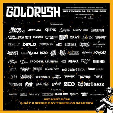Goldrush 2021: