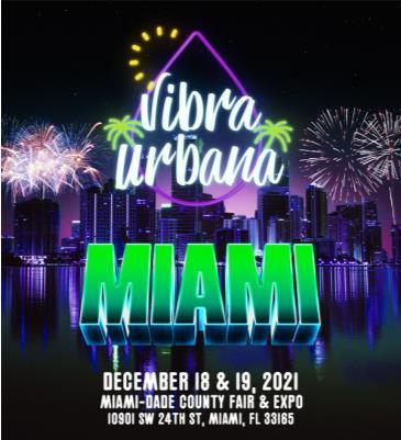 Vibra Urbana Miami 2021: Main Image