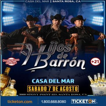 HIJOS DE BARRON: