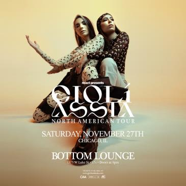 Giolì & Assia – North American Tour-img