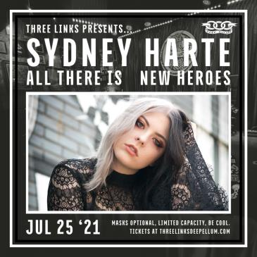 Sydney Harte, All There Is, New Heroes: Main Image