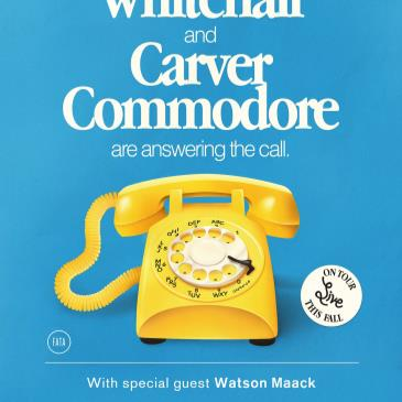 Carver Commodore & Whitehall w/ Watson Maack-img
