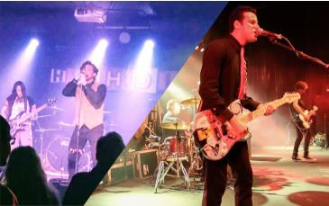 Hot Fuss (The KILLERS Tribute), American Idiots (GREEN DAY): Main Image