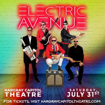Electric Avenue - The Ultimate 80's MTV Experience: Main Image