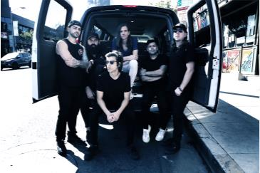 Red Jumpsuit Apparatus at Skully's: