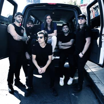 Red Jumpsuit Apparatus at Skully's-img
