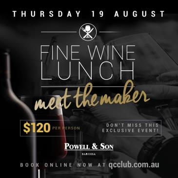 Powell & Son Fine Wine Lunch: Main Image