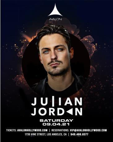 Julian Jordan: