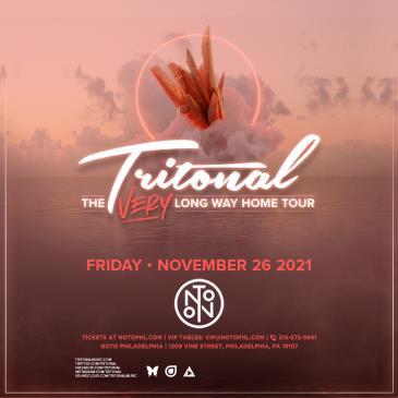 Tritonal: Very Long Way Home Tour: Main Image