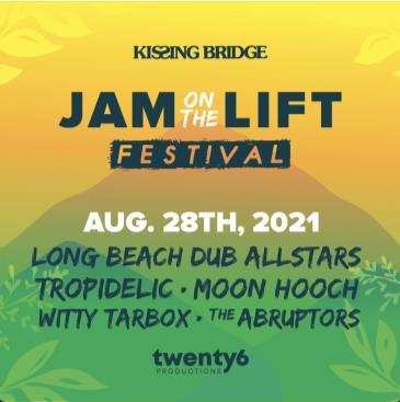 Jam On The Lift Music Festival - Kissing Bridge Ski Mountain: Main Image