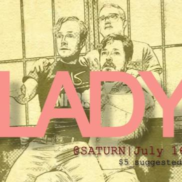 GLADYS Improv Comedy Night at Saturn-img