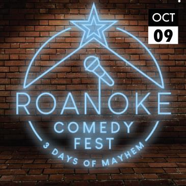 Roanoke Comedy Fest: Tony Deyo: