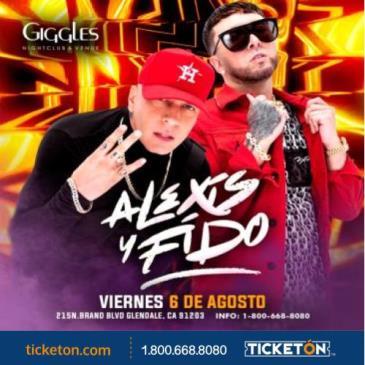 ALEXIS Y FIDO EN LOS ANGELES