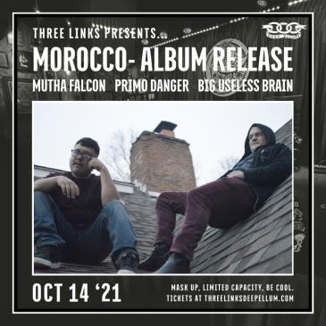 Morocco Album Release: