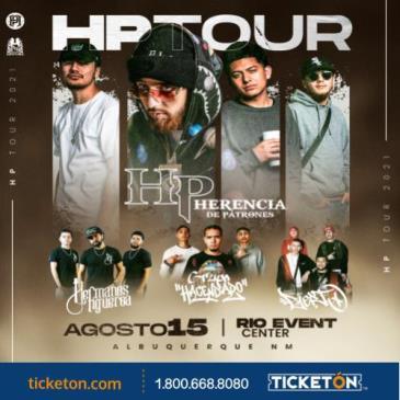 HERENCIA DE PATRONES  TOUR: Main Image