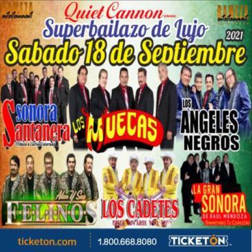 SONORA SANTANERA,LOS MUECAS