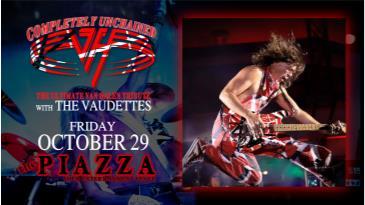 Van Halen Tribute - Completely Unchained: