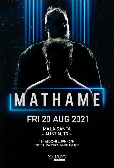 Mathame at The Concourse Project (Patio): Main Image