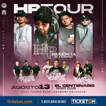 HERENCIA DE PATRONES TOUR: