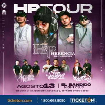 HERENCIA DE PATRONES TOUR