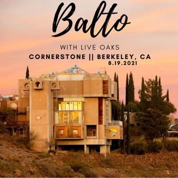 Balto with Live Oaks: Main Image