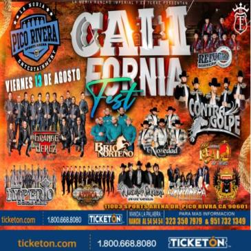 CALIFORNIA FEST: Main Image